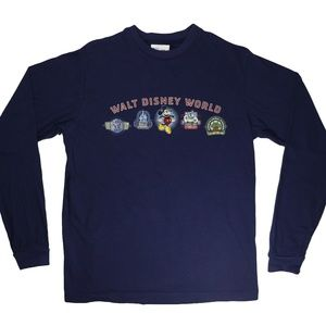 Walt Disney World Long Sleeve Shirt